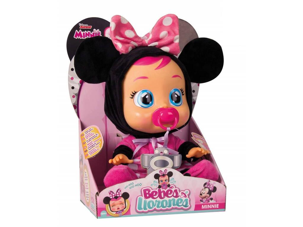 Bebé Chorão Minnie IMC Toys 97865