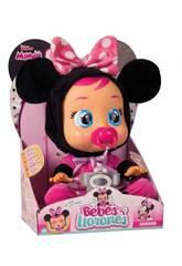Bebés Llorones Minnie IMC Toys 97865