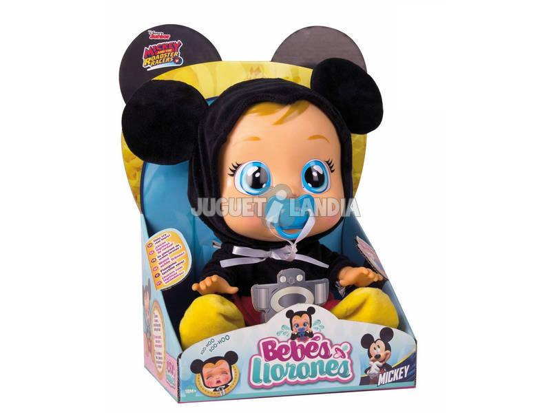 Bebé Llorón Mickey IMC Toys 97858