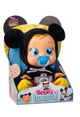 Peluche Baby Cry Mickey Mouse IMC Toys 97858