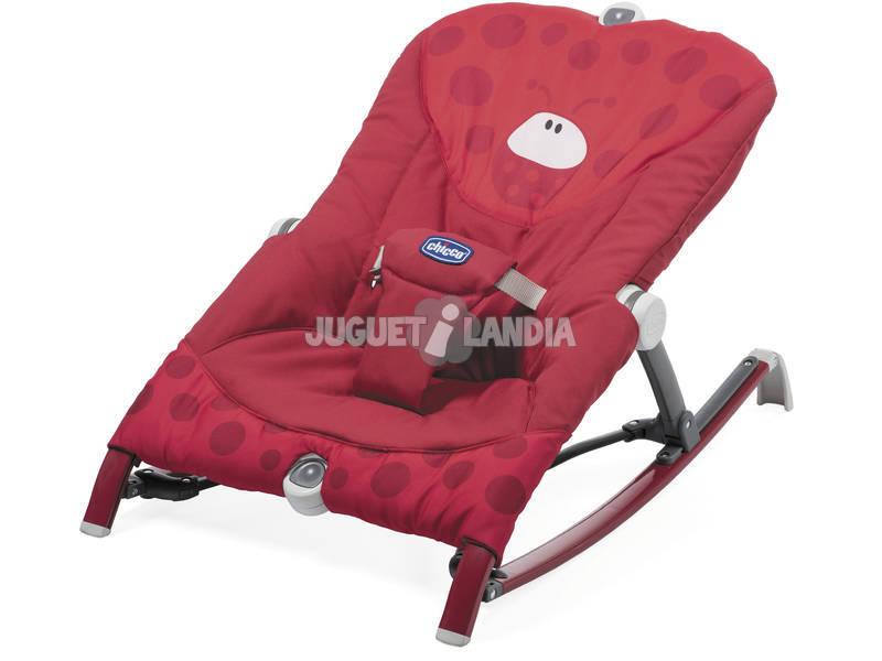 Hamaca Pocket Relax Ladybug Chicco 7982537