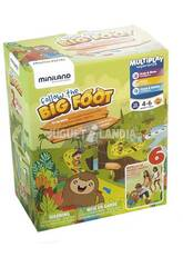 Jeu Didactique Follow The Big Foot Miniland 31891