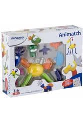Animatch 31 Piezas Miniland 97217
