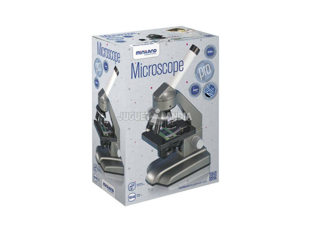 Microscópio Miniland 99005