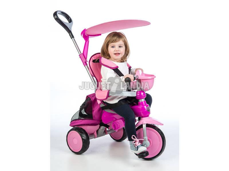 Triciclo Ranger Rosa QPlay T101