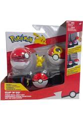 Pokemon Ceinture d'Attaque Bizak 6322 7236