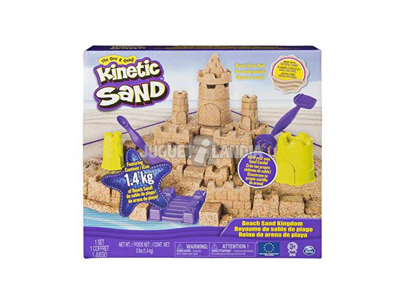 Kinetic Sand Constrói O Teu Reino Bizak 6192 7146