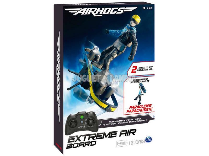 Radio Control Air Hogs Extreme Air Board Bizak 6192 0752 Teledirigido