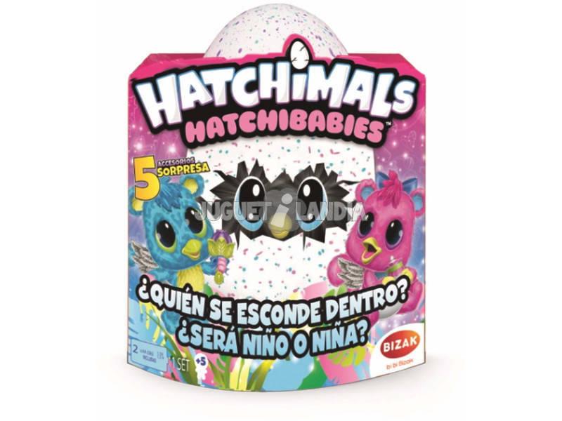 Hatchimals Hatchibabies Cheetree Bizak 6192 9137