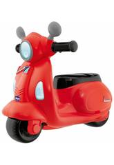 Trotteur Vespa Printemps Rouge Chicco 9519