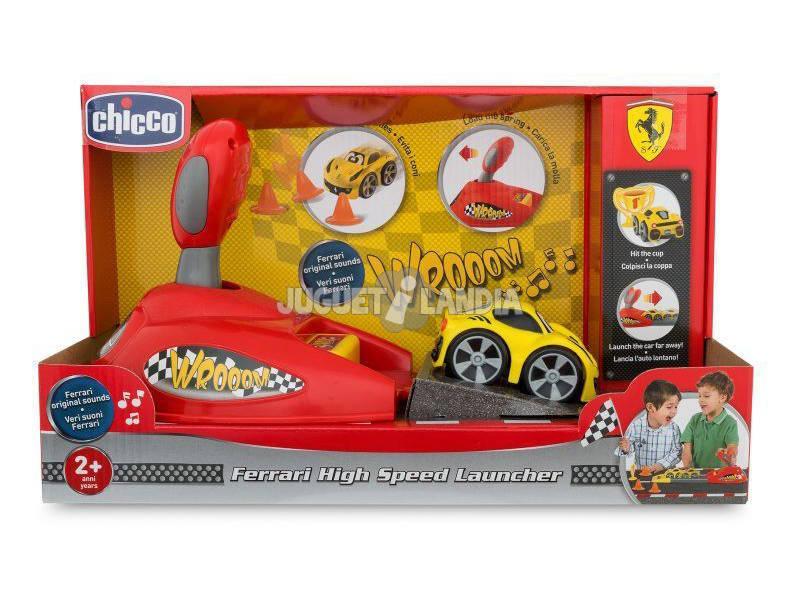 Lanzador Ferrari Chicco 9565