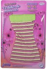 imagen Vestido De Muñeca 85 a 105 cm. Vicam Toys 900
