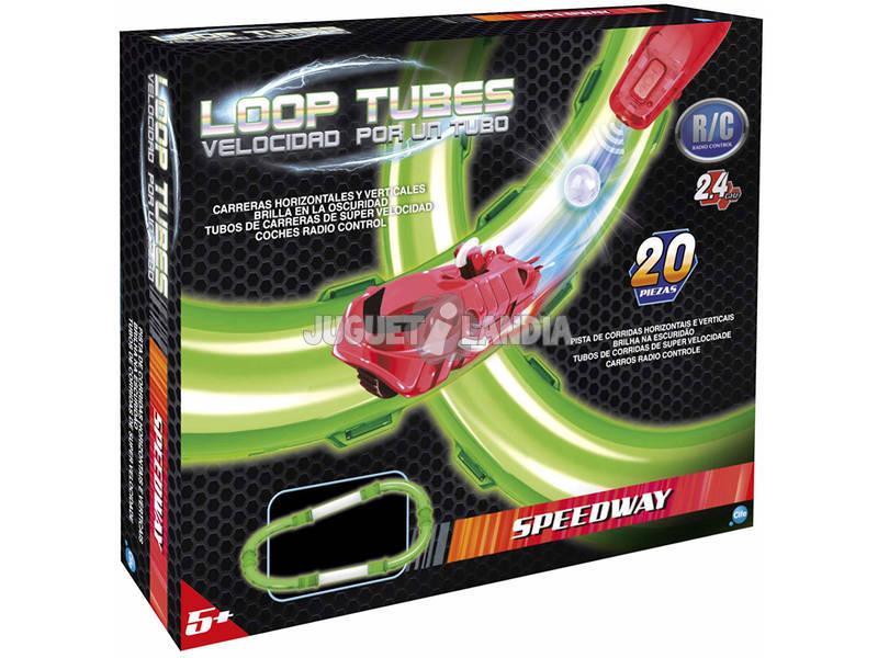 Loop Tubes Velocidad por un Tubo Cife 41637