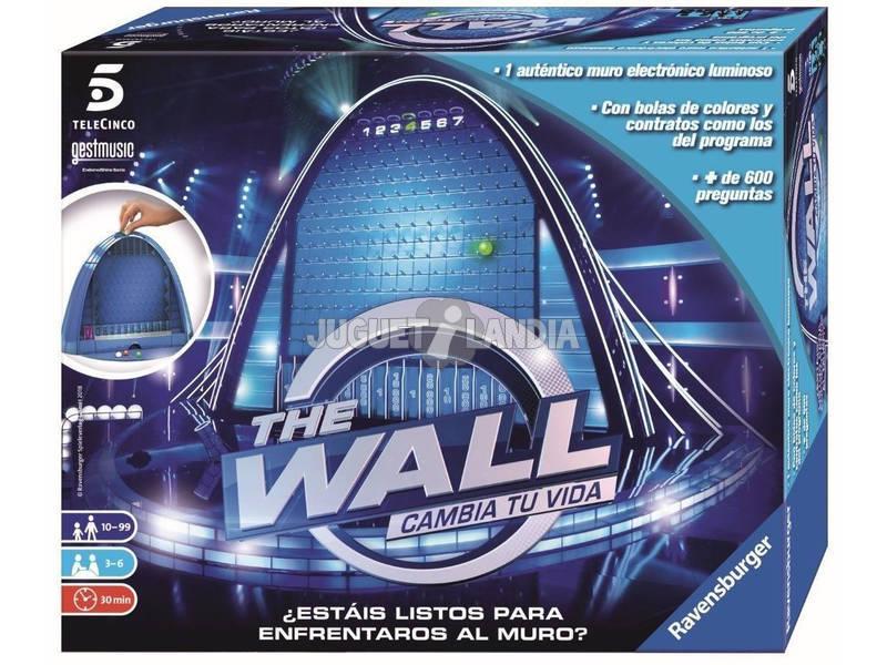 Juego de Mesa The Wall Cambia Tu Vida Ravensburger 26784