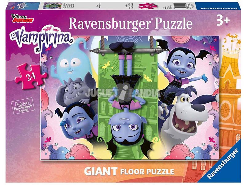 Vampirina Puzzle Gigante de Suelo 24 Piezas Ravensburger 5551