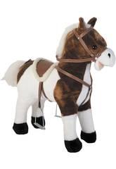 Cavallo in piedi con suoni 56x20x62 cm.
