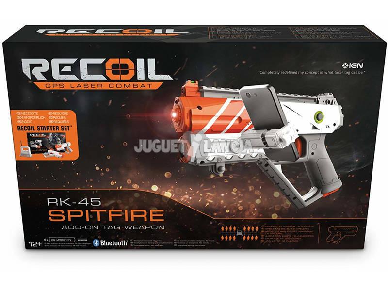Recoil Spitfire RK-45 Pistola Laser GPS Goliath 90517