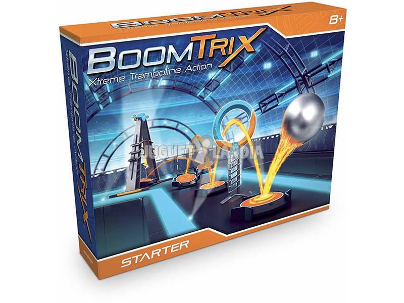 Boomtrix Lançadeira e Trampolines Starter Pack Goliath 80602