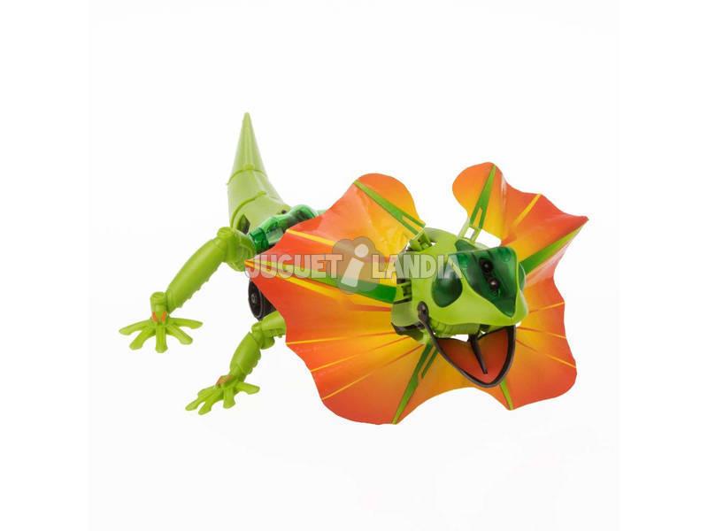 Lizard Costruisci un Rettile Robot Juguetrónica JUG0261