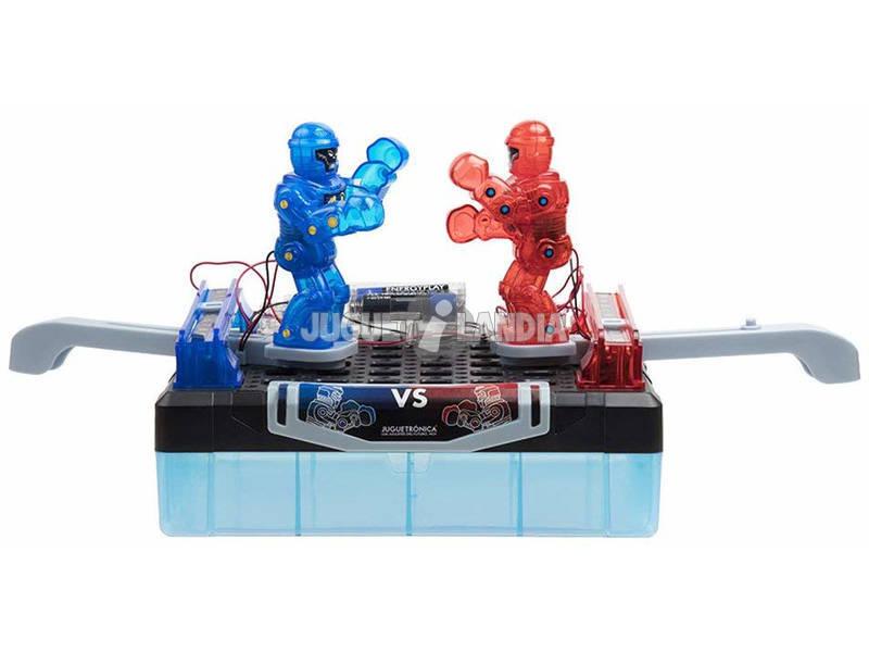 Boxing Robots Juguetrónica JUG0256