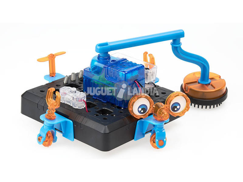 Robot Cleanerbot Juguetrónica JUG0259