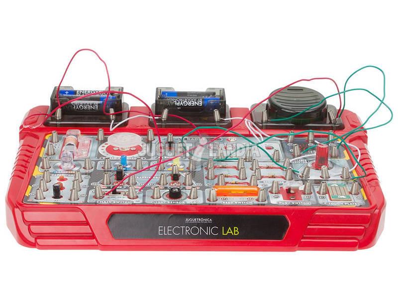 Electronic Lab 39 Esperimenti di Elettronica Juguetrónica JUG0260
