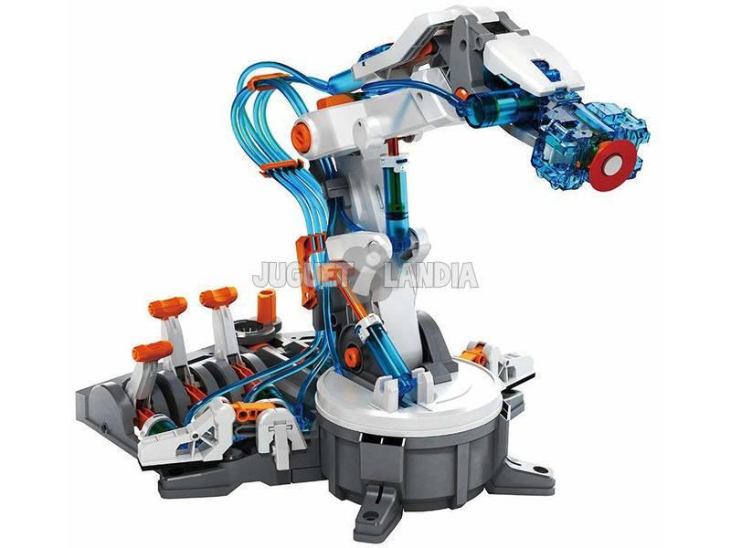 Lizard Constrói Um Réptil Robot Juguetrónica JUG0261