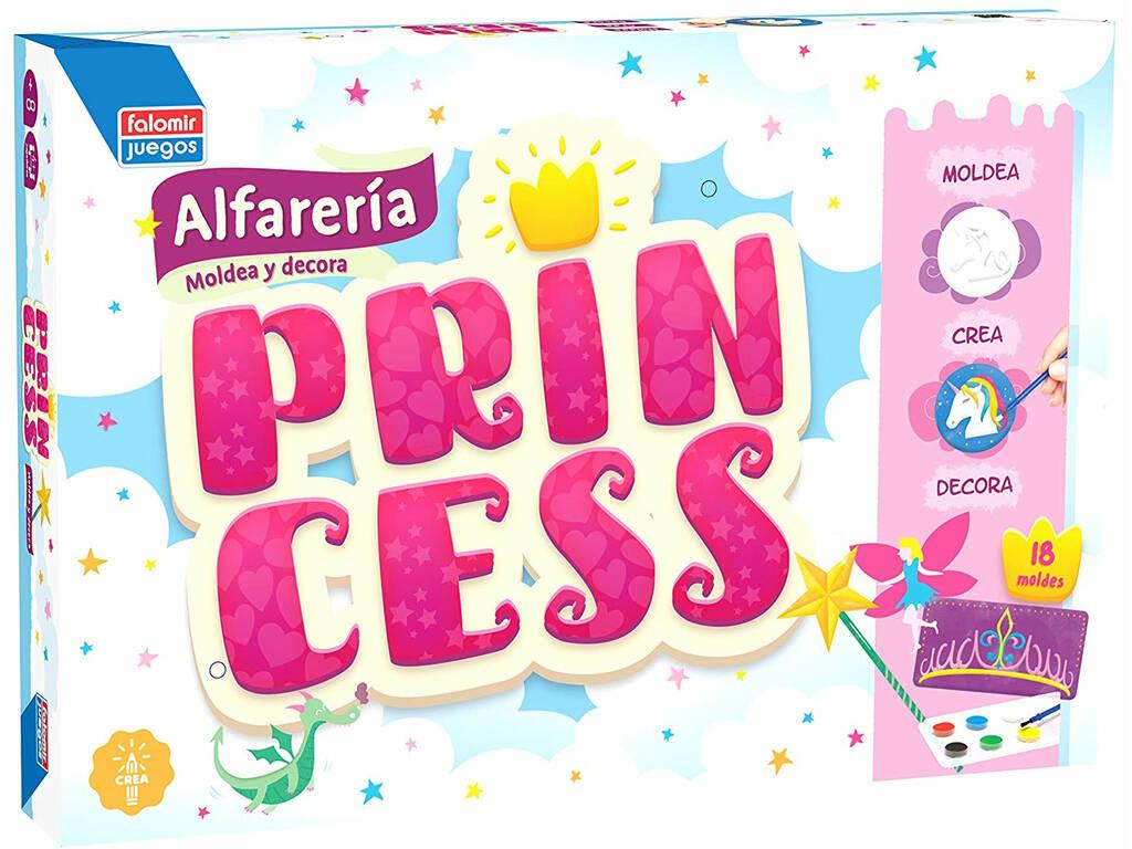 Olaria Princesas Falomir 28437
