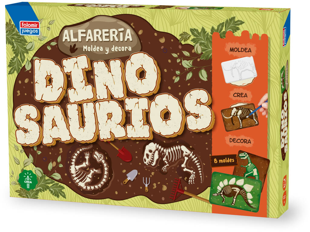 Alfarería Dinosauri Falomir 28439