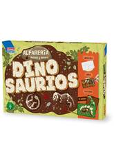 Töpferei Dinosaurier Falomir 28439