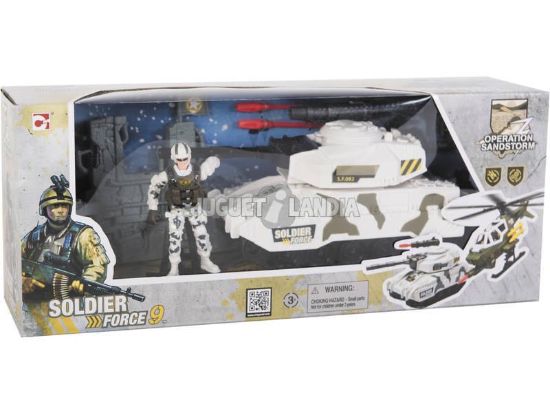 Auto Di Combattimento Soldier Force 9