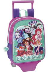 Rucksack Kindergarten mit Trolley Enchantimals Safta 611837280