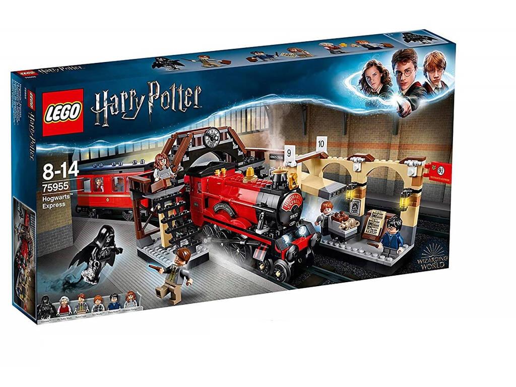 Lego Harry Potter Comboio Express da Hogwarts 75955