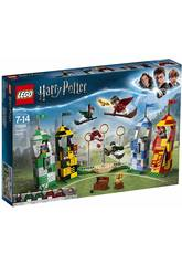 Harry Potter Quidditch Spiel 75956