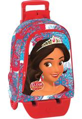Zaino con Trolley Elena di Avalor Secret Perona 55178
