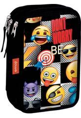 Plumier Triple Emoji Sticker Perona 55172