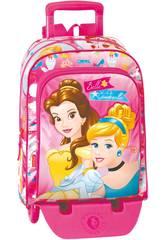 Rucksack mit Wagen Prinzessinnen Gift Perona 54247