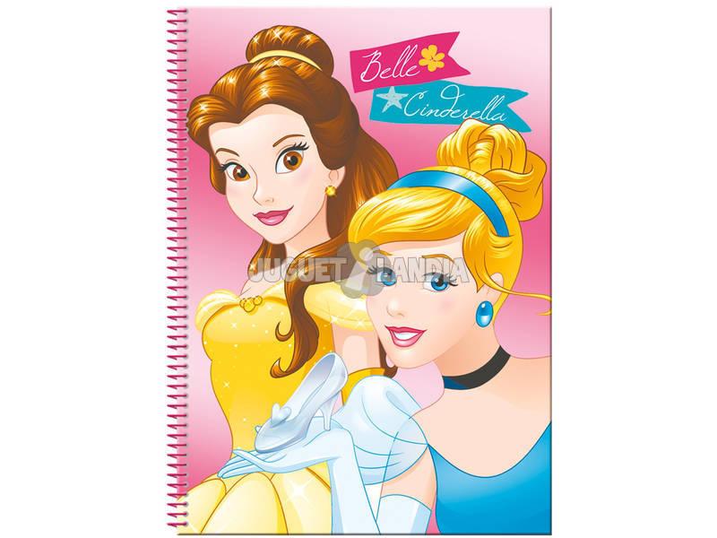 Bloc A4 80 Hojas Princesas Gift Perona 54260