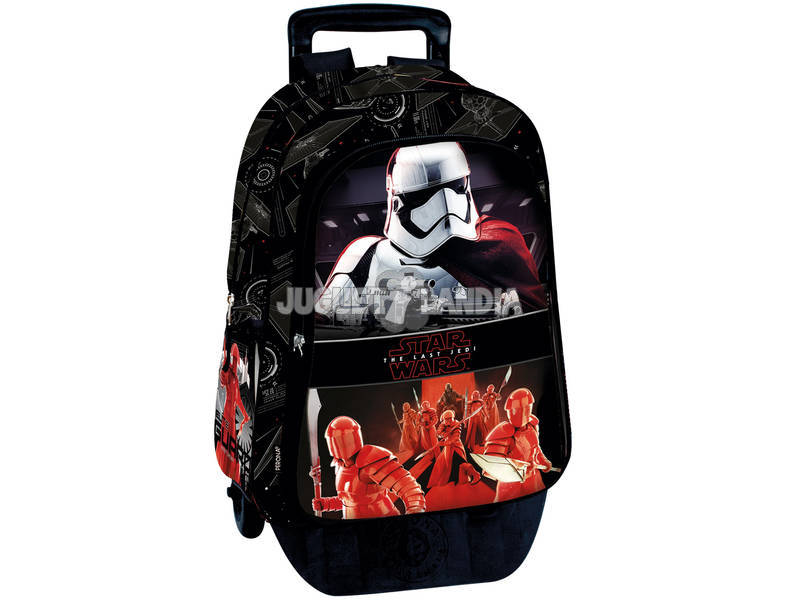 Mochila Con Carro Star Wars The Last Jedi Perona 55573