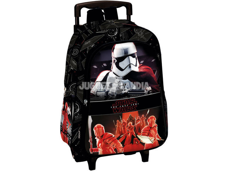 Mochila Infantil con Carro Star Wars The Last Jedi Perona 55575