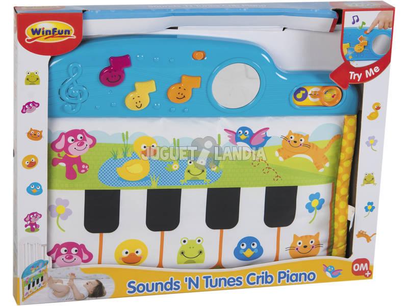 Manta Piano Musical