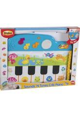 Coperta Piano Musicale