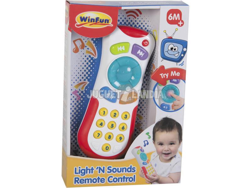 Telecomando Luci e Suoni