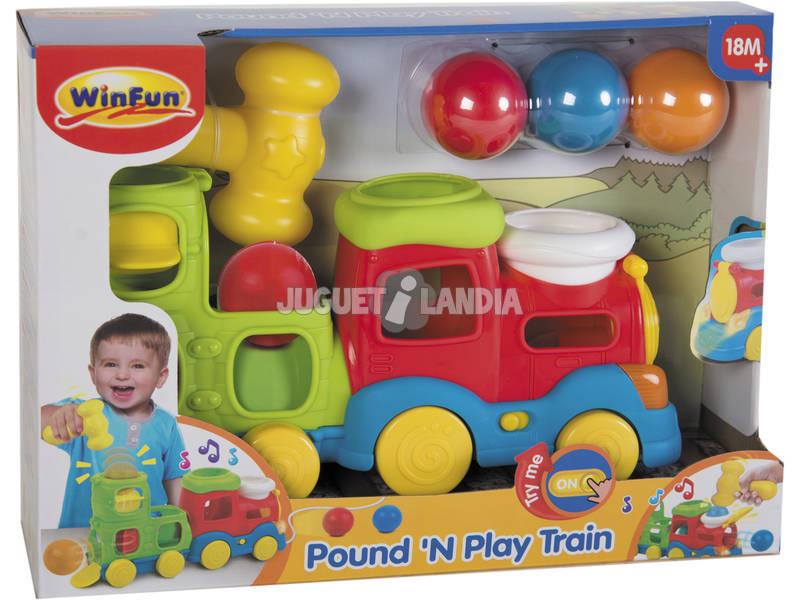 Tren Musical Golpea la Bola