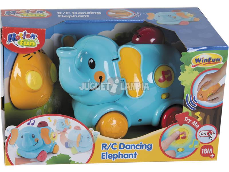 Elefante Bailarin Radio Control