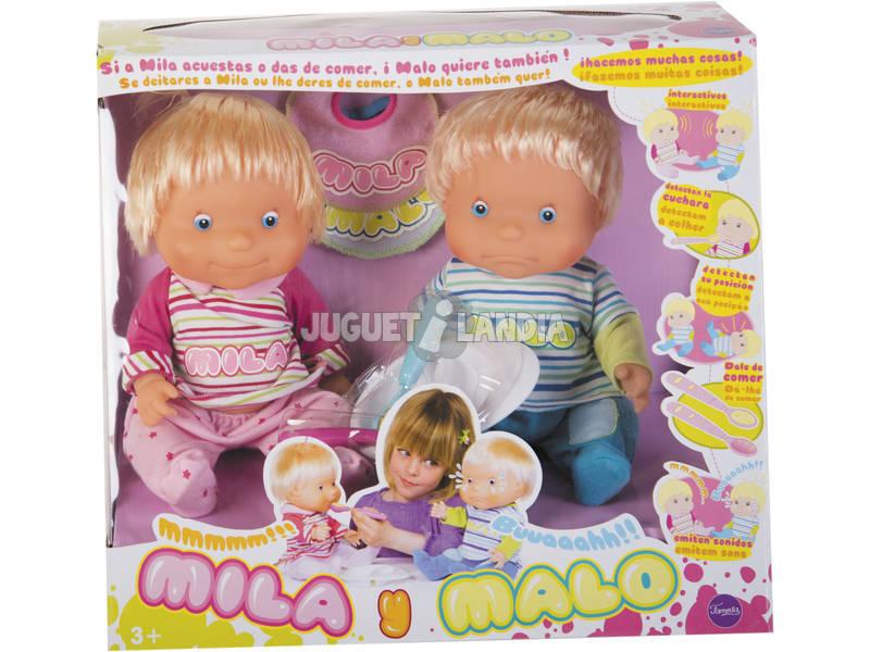Mila e Malo Famosa 700014512