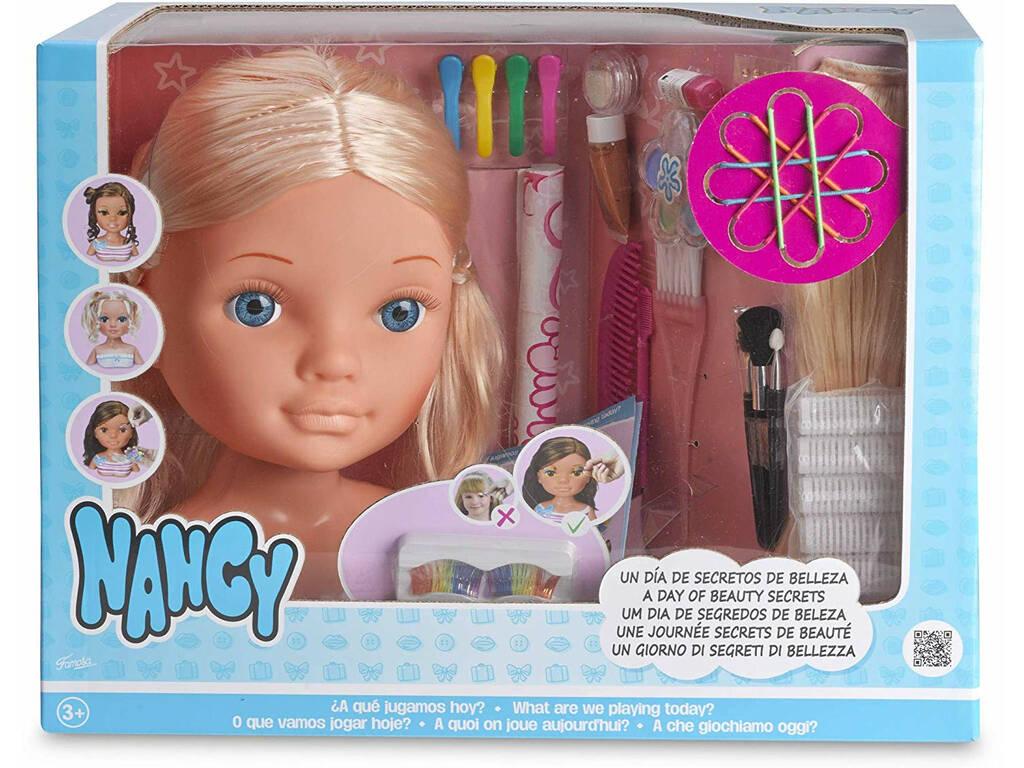 Nancy Un Día De Secretos De Belleza Rubia Famosa 700014860