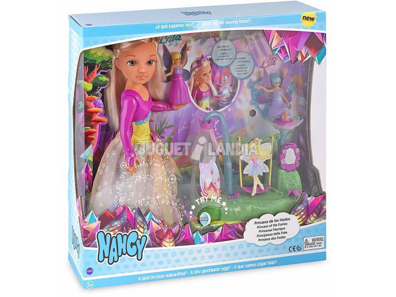 Nancy Princesa De Las Hadas Famosa 700014266