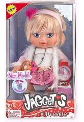 Jaggets Snow Surprises Mini Model Famosa 700014723