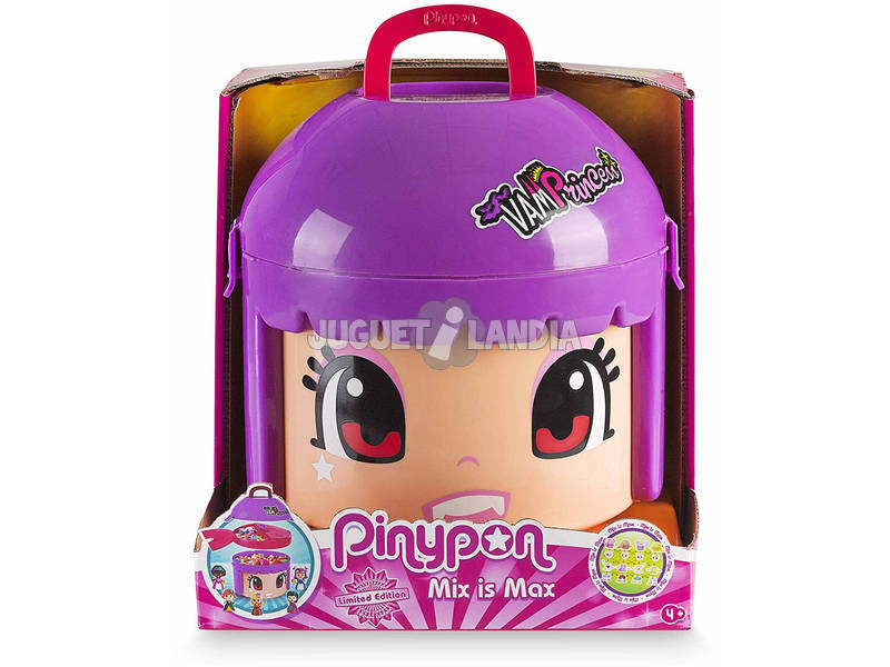 Pin y Pon Mix Is Max Vamprincesas Famosa 700014263